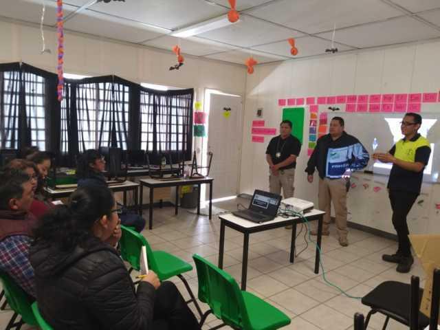 Seguridad municipal capacita a docentes en primeros auxilios: JOAO