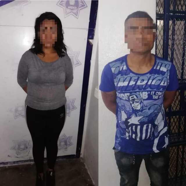 Oportuna intervención policíaca, evita cuantioso asalto en Apizaco