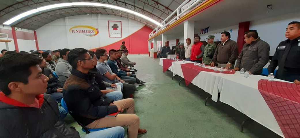 Pluma Morales dio certeza al Sorteo del Servicio Militar Nacional