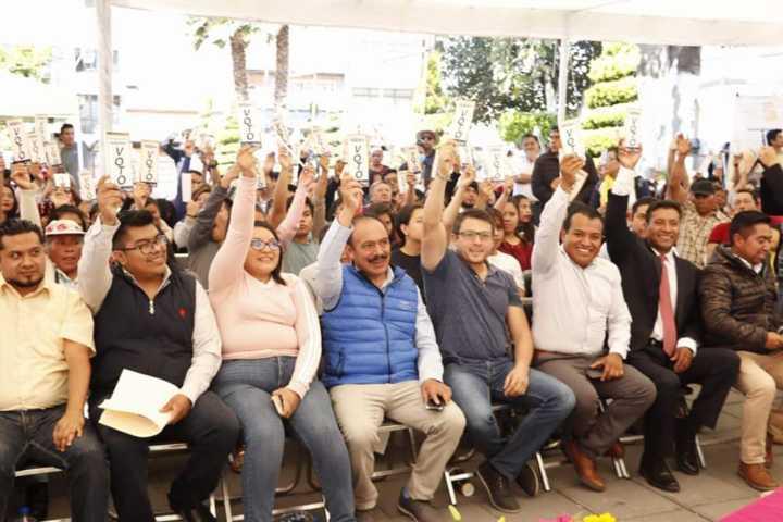 Avalan en Zacatelco el proyecto: Tlaxcala Respira