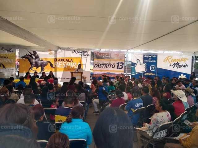 2150 delegados participarán en la V convención RJ Tlaxcala