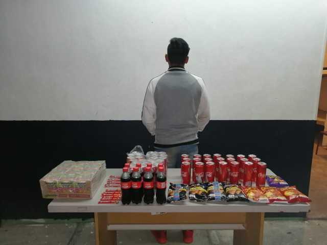 Por falta de denuncia sueltan a presunto ladrón de preparatoria Xicohténcatl