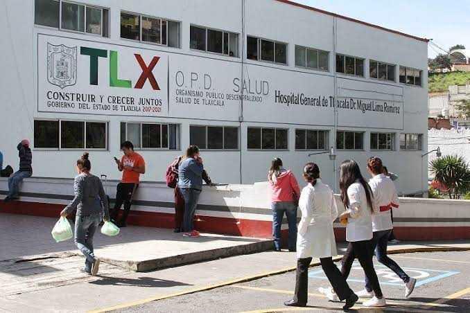 Un caos el Hospital General de Tlaxcala