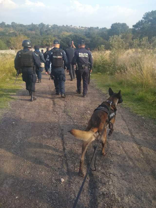 Realizan operativo para encontrar a una persona desaparecida en Nativitas
