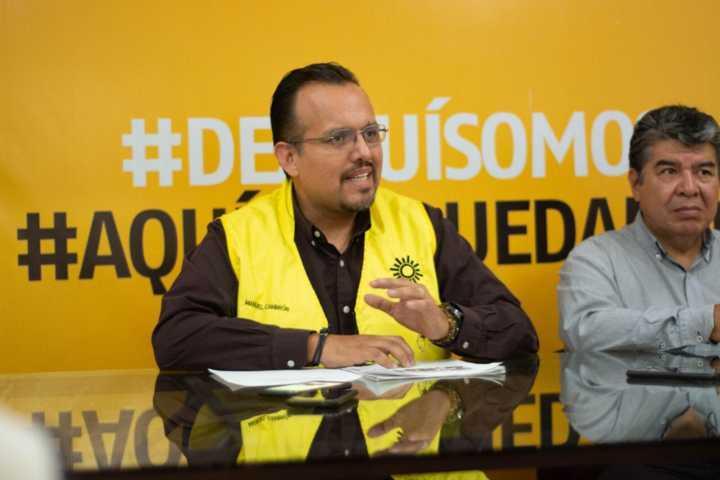 Morena aprueba presupuesto clientelar, y vuelve a dejar sin obra a municipios: Cambrón Soria