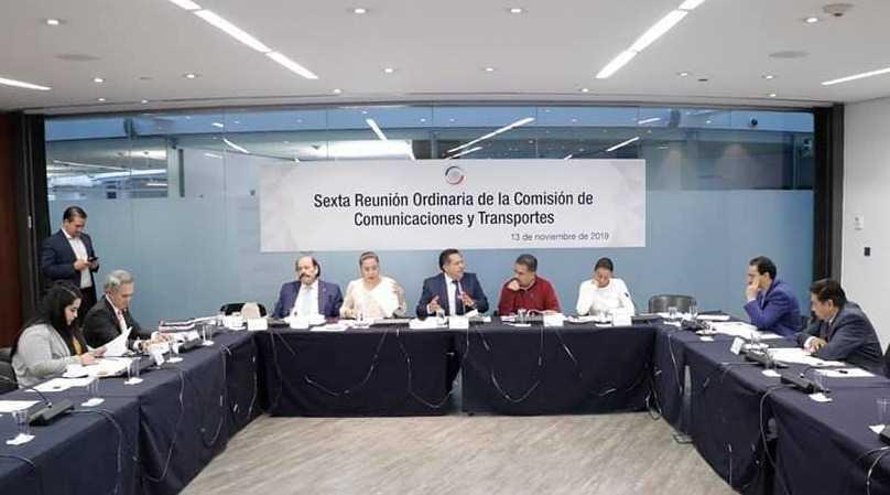 Plantea Joel Molina a comisión de comunicaciones transparentar concesión del tramo El Molinito