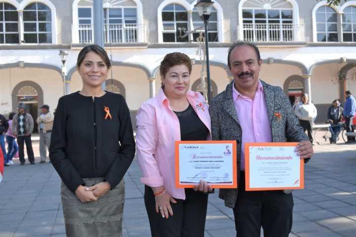 El CJM reconoce el apoyo que otorga el alcalde a mujeres y niñas del municipio