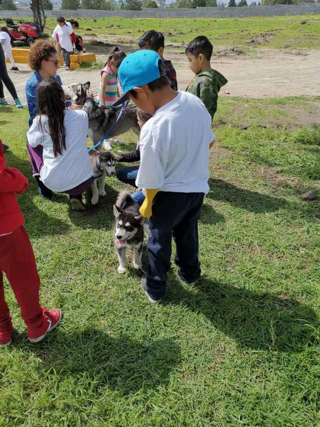 Avanzan trabajos en el Parque Andén de Apizaco