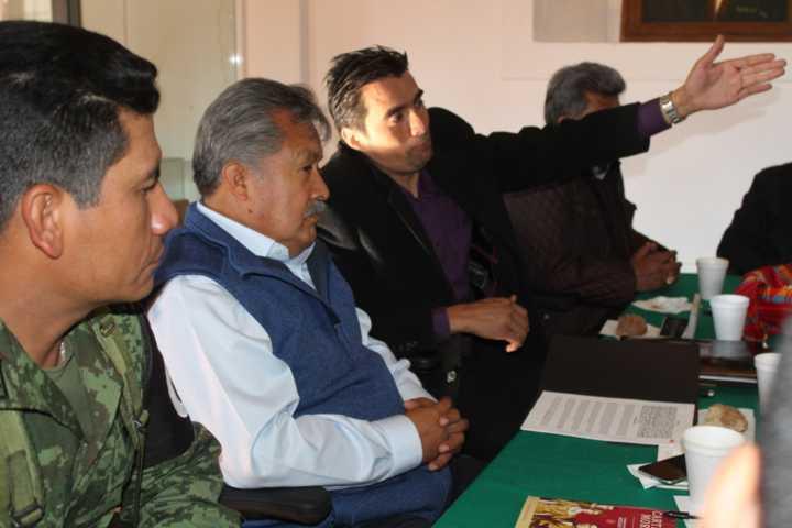 Realizan mesa de trabajo por la seguridad en Ixtacuixtla