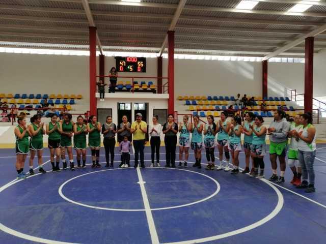 Alcalde impulsa el deporte ráfaga premiando 1er torneo municipal