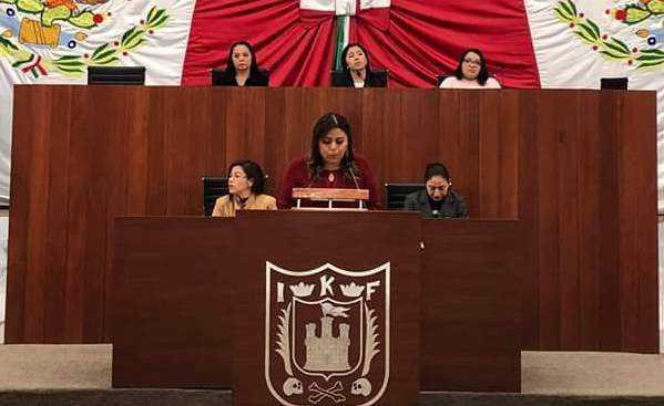 Resalta Irma Yordana que Tlaxcala padece problemas de inseguridad