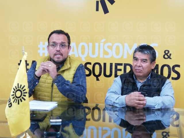 Legislativo pretende fomentar la discrecionalidad en el OFS, alerta el PRD