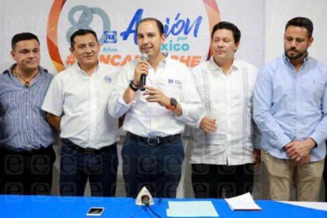 AMLO se equivocó en el PEF, porque solo genera clientelas: Marko Cortés