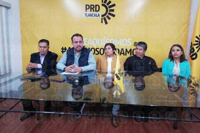 PRD exige al diputado Garrido atienda el conflicto Quilehtla – Acuamanala