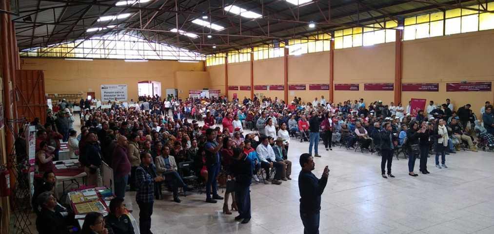 Llegan Jornadas de Bienestar a Santa Cruz Tlaxcala