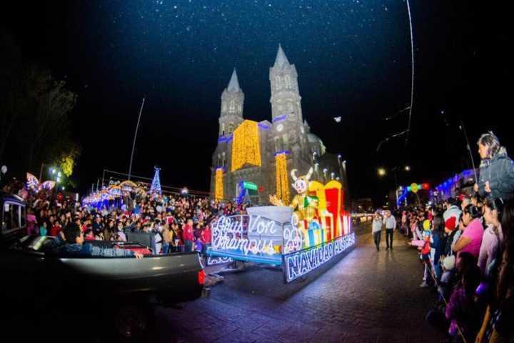 Alista Apizaco Desfile de Día de Reyes, ¡faltan 2 días!