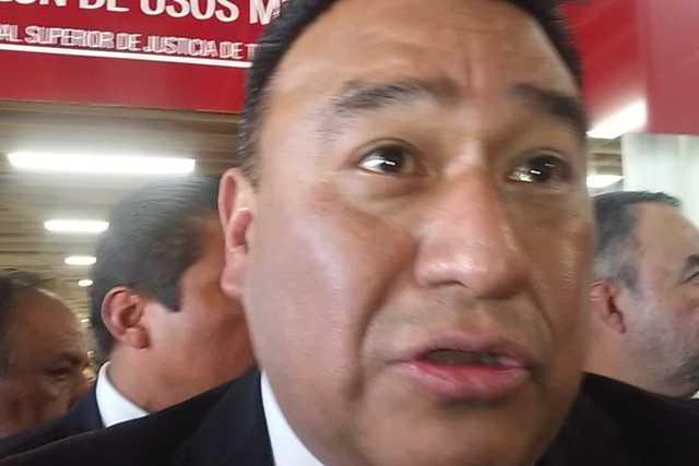 SEGOB afirma que el tema de salud está garantizado en Tlaxcala