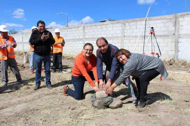 Con recursos propios TSJE construye Casa de Justicia en Tlaxco