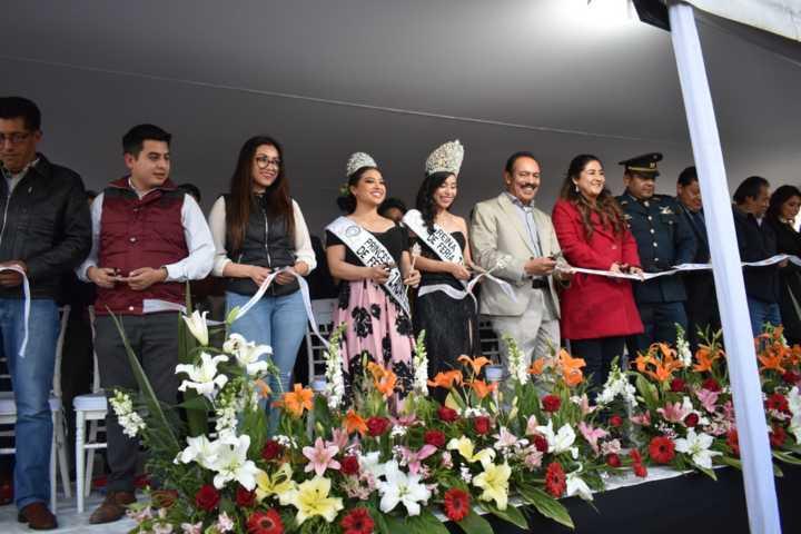 Inicia con un éxito la Feria de Zacatelco 2020