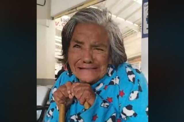 Niega Ayuntamiento de Huactzinco apoyo a una persona de la tercera edad