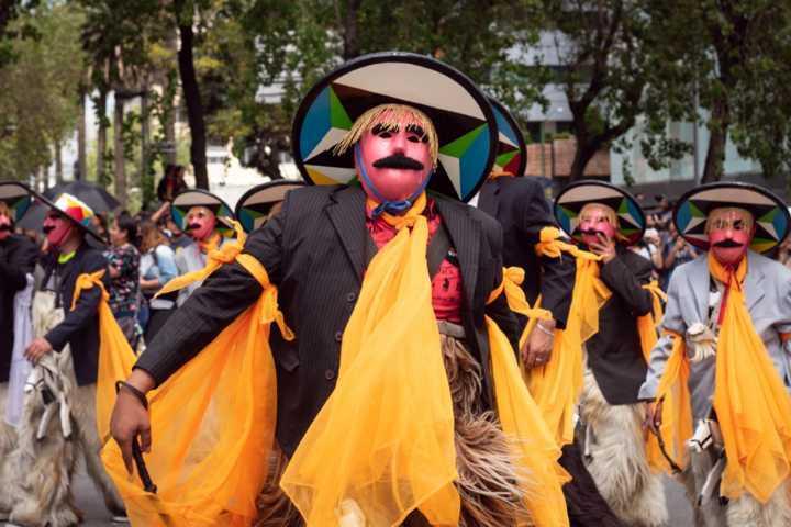 Con éxito la inauguración del Carnaval de Zacatelco