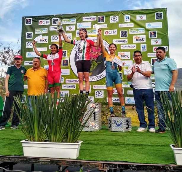 El ciclismo de zacatelco sigue dando de qué hablar a niveles nacionales