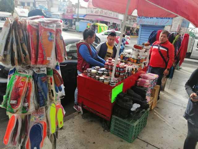 Las razones de los operativos en el comercio ambulante en Apizaco