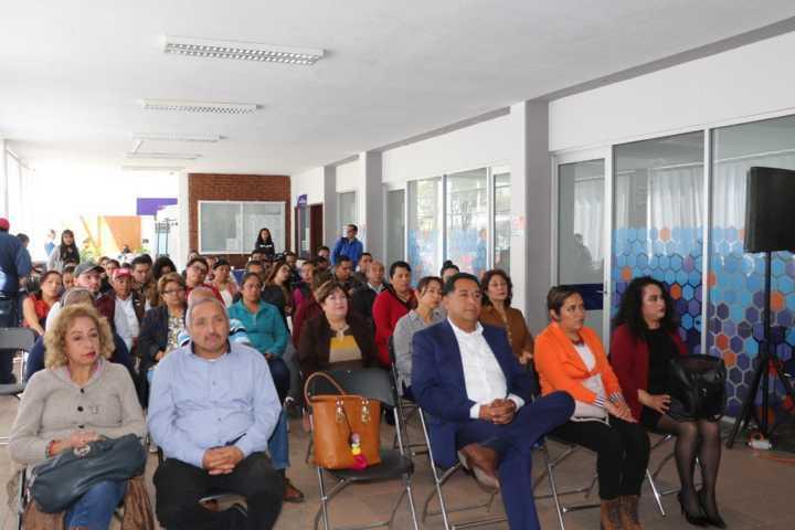 Realizan en Apizaco plática introductoria al Sistema Anticorrupción del Estado de Tlaxcala