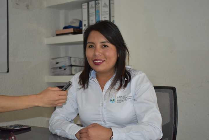 Capaz de Zacatelco Anuncia proximos trabajos