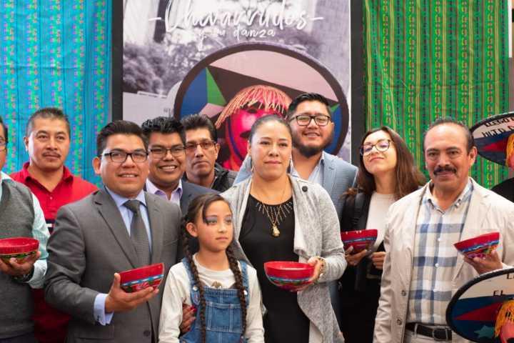 Chivarrudos y su danza son Patrimonio Cultural Inmaterial de Zacatelco