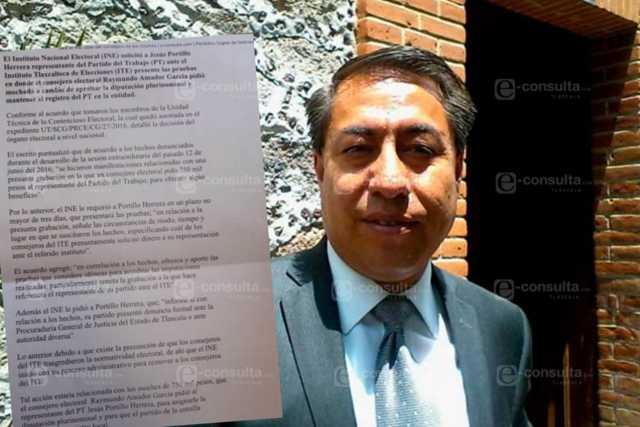 El señor de las ligas Raymundo Amador quiere ser consejero de la judicatura