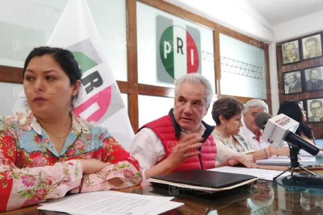 Morena debe recapacitar y regresar 2 mil mdp a las mujeres, dice el PRI