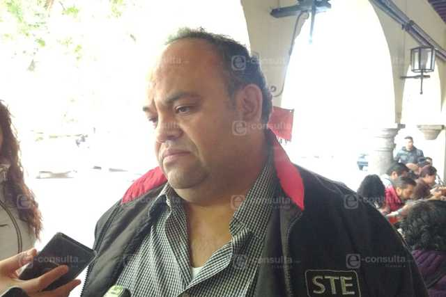 El STE es una verdadera opción de renovación, presume Jonguitud Carrillo