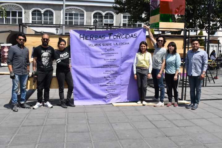 El IMJUVE de Zacatelco sigue impulsando los proyectos de jóvenes