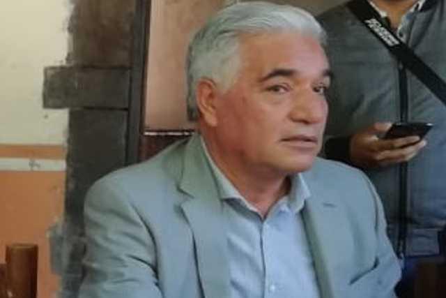 Perdedor Gelacio Montiel está fuera de todo proyecto político, busca reflectores