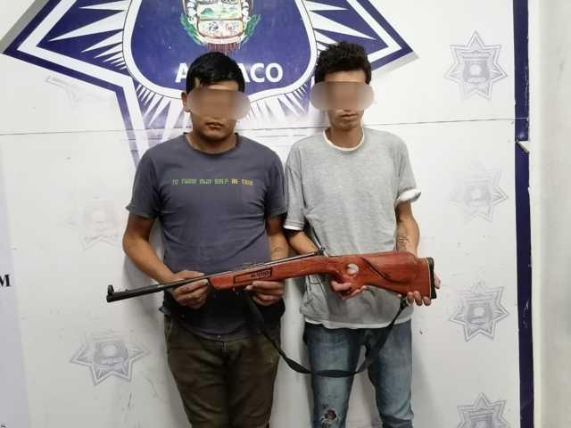 En Mayo, policía de Apizaco pone a disposición a 8 sujetos ante el MP y FGR