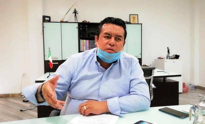Edil de Tzompantepec desmiente reuniones secretas para buscar aspiraciones