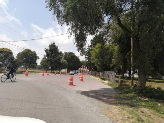 En Zacatelco suspenden de manera temporal el tianguis de bazar por COVID 19