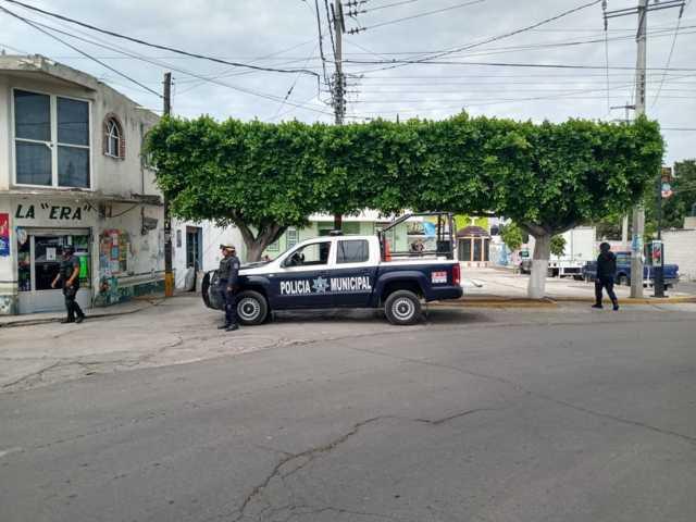 Zacatelco con Saldo Blanco tras sismo esta mañana