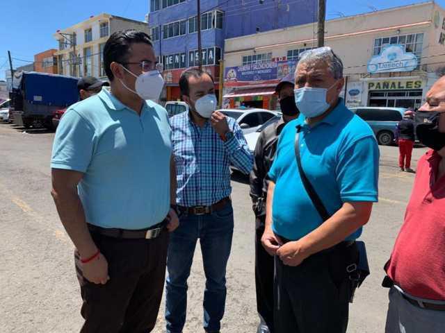 Se proyecta rehabilitación del Mercado 12 de Mayo en Apizaco