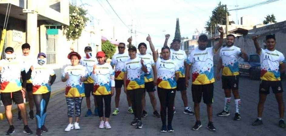 Fundación SAGA apoya a equipo de atletismo Xicotes Runners
