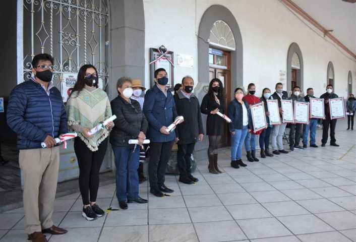 Zacatelco Anuncia sólo actos simbólicos en festejos patrios
