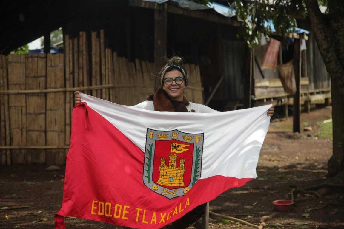Tlaxcalteca en el Amazonas