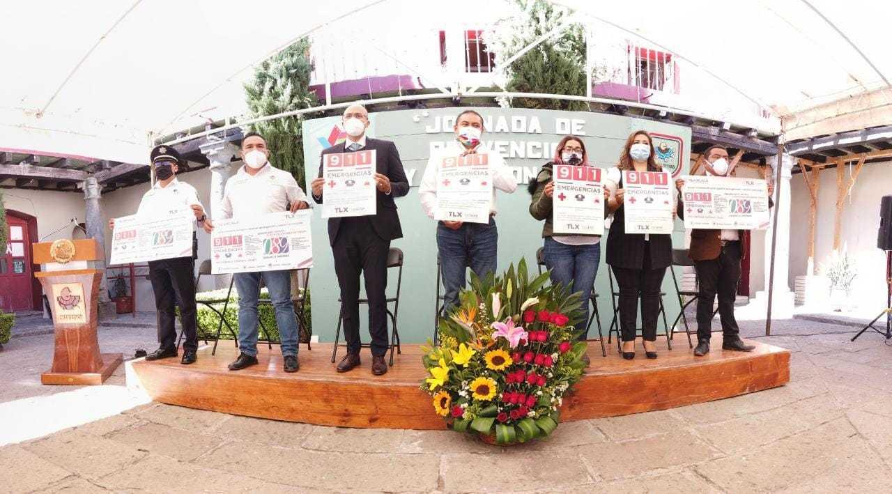 Inicia en Chiautempan Jornada de Prevención y Difusión 2020