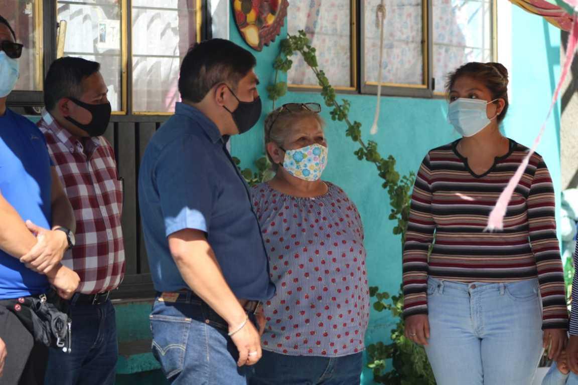400 familias de Totolac han sido beneficiadas con entrega de calentadores solares