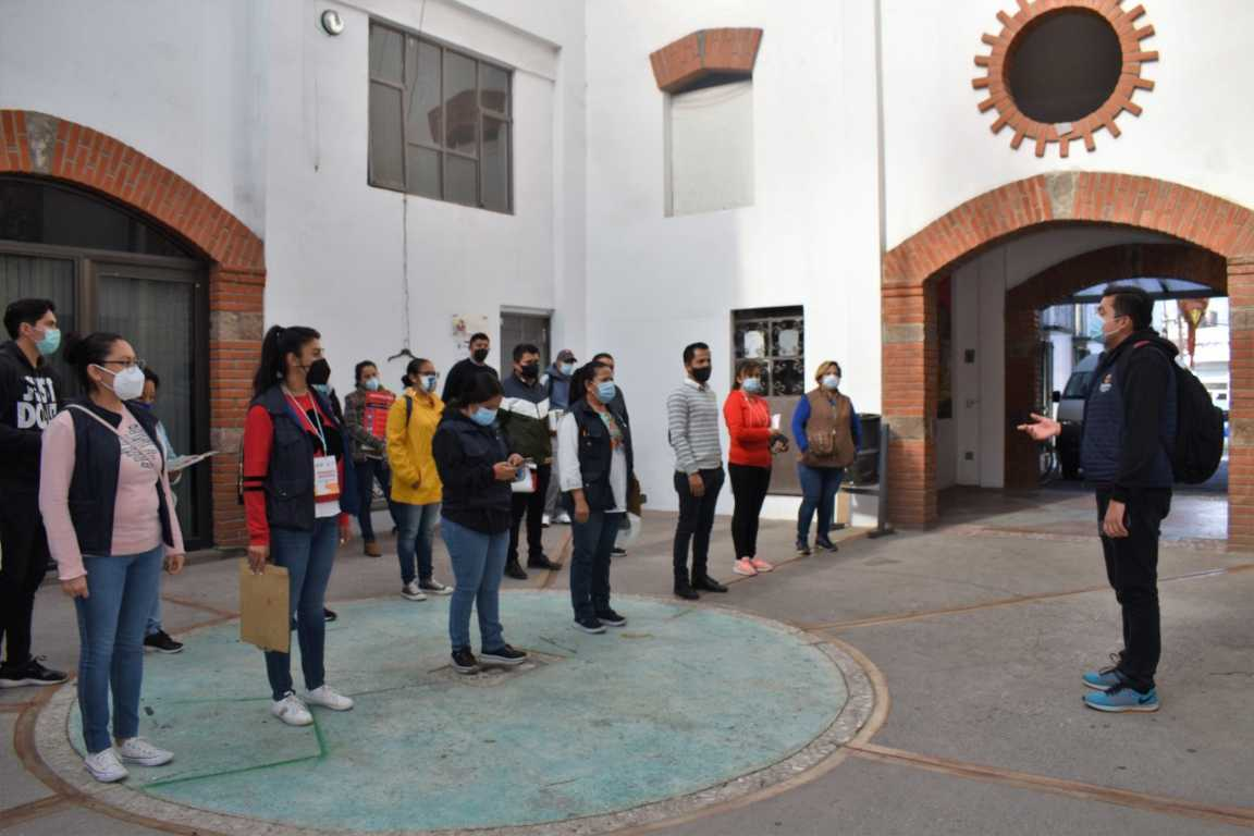 Zacatelco Refuerza sus medidas ante semáforo Naranja