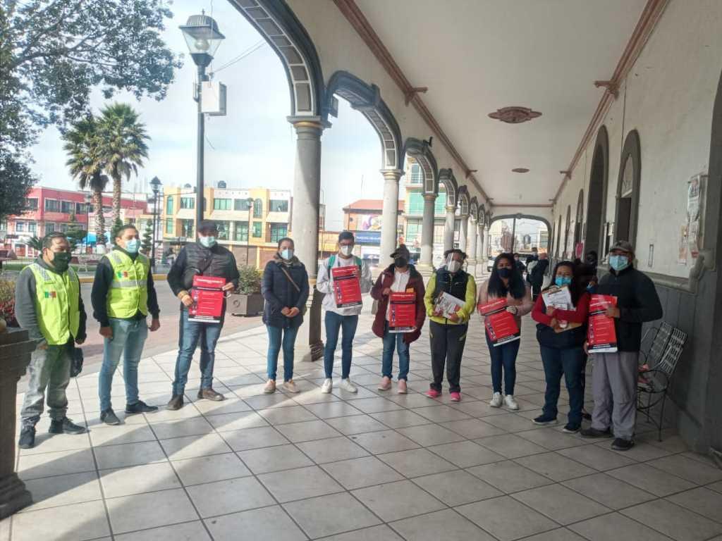 Ayuntamiento de Zacatelco Notifica a Comercios sobre nuevas medidas ante el COVID19