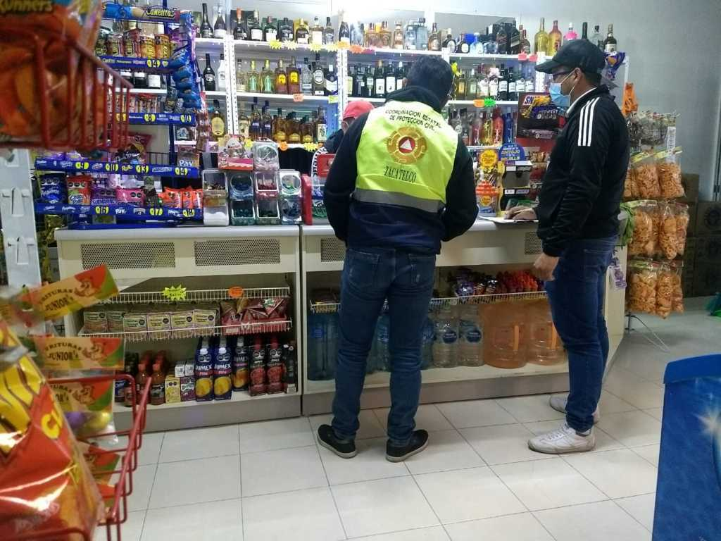Persisten las medidas preventivas en Zacatelco