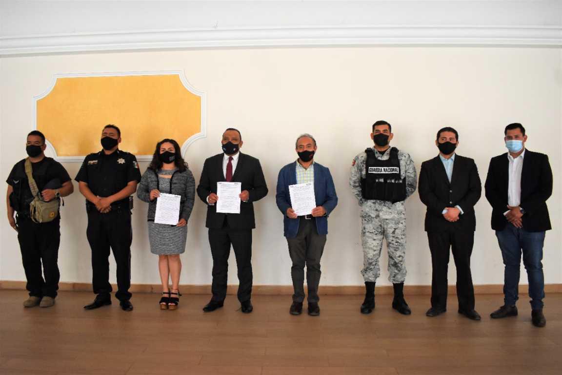 Zacatelco le ha dado al estado puestas a disposición de Gran Relevancia