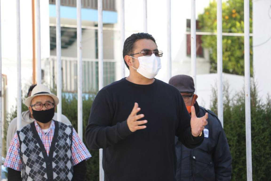 Entrega alcalde Julio Hernández trabajos de rehabilitación en San Rafael Atlixtac